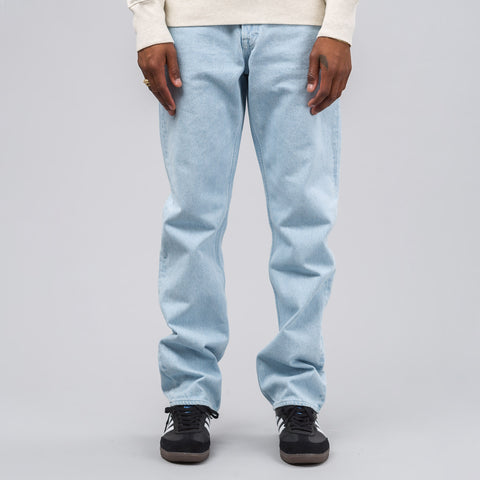 Our Legacy Second Cut Denim in Clean Light Vintage - Notre
