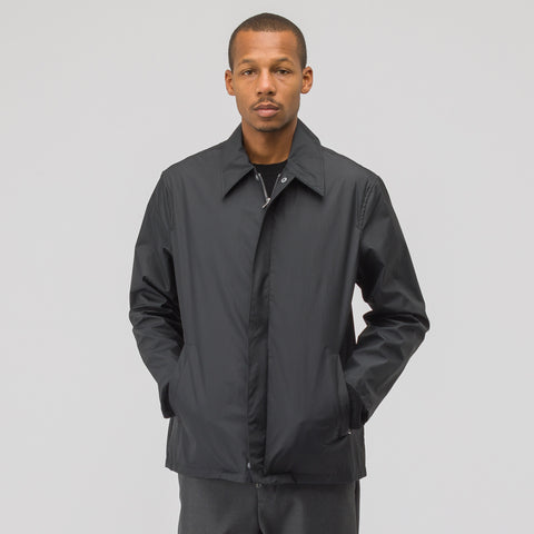 Our Legacy Sub Tech Jacket in Black Nylon - Notre