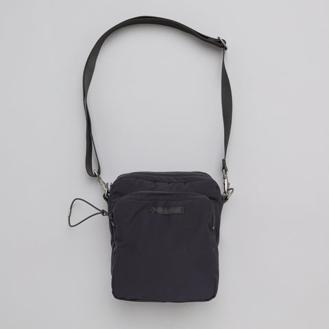 Our Legacy Valve Cross Body Bag in Black - Notre