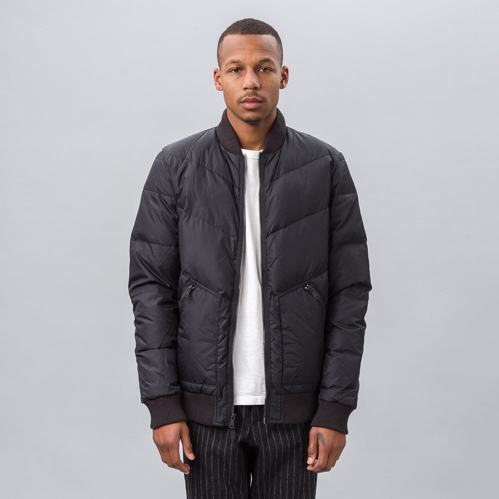 Penfield Vanleer Jacket in Black Notre