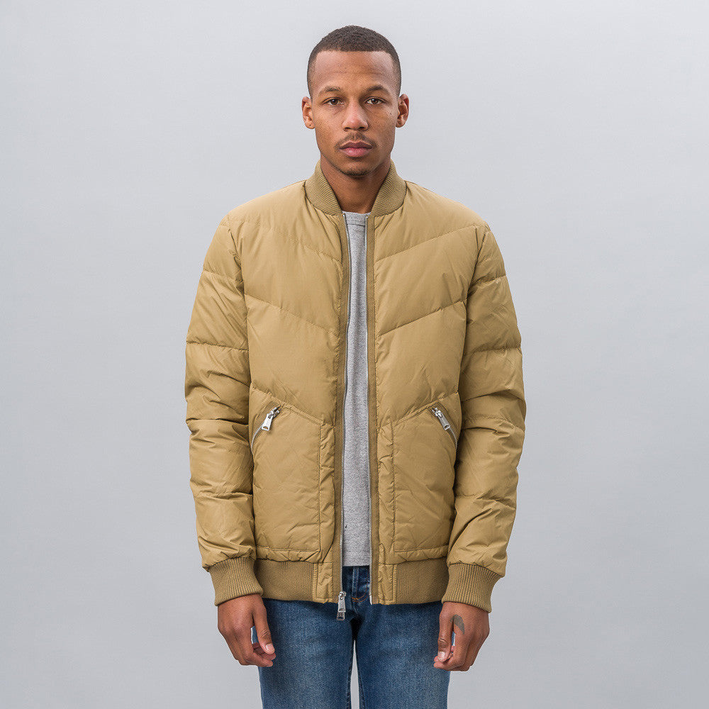 Penfield Vanleer Jacket in Tan Notre