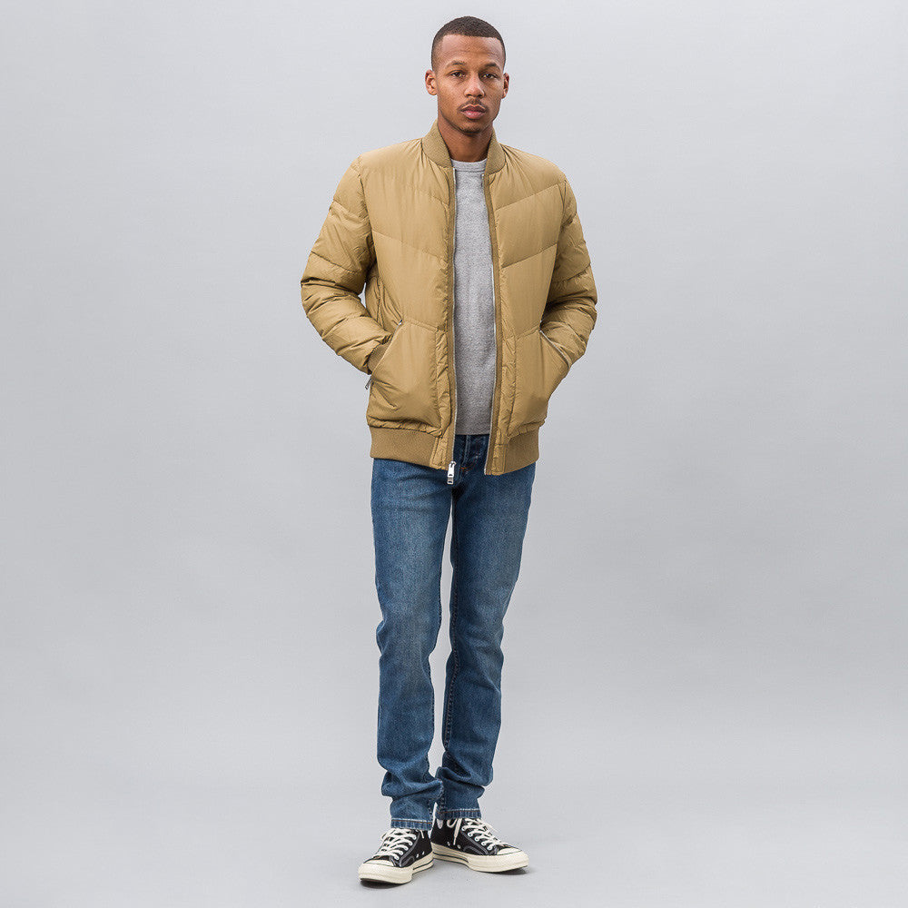 Vanleer Jacket in Tan