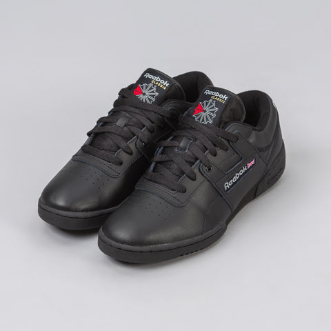 Reebok Workout Low in Black - Notre