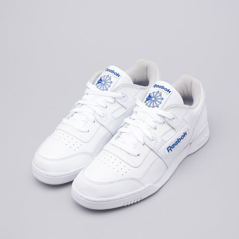Reebok Workout Plus in White - Notre