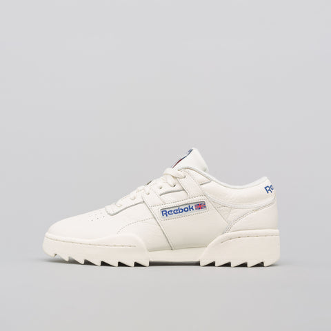 Reebok Workout Ripple OG in Chalk - Notre