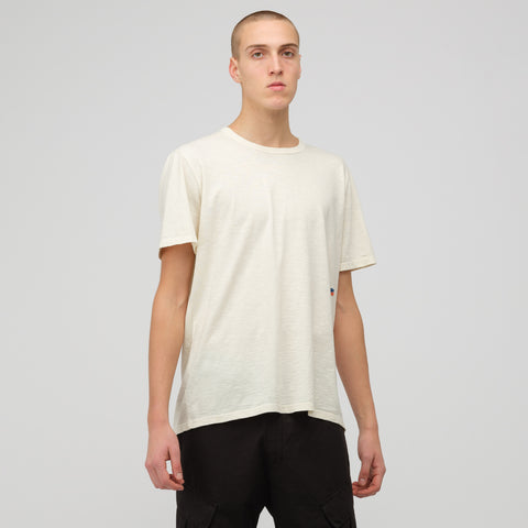 Reese Cooper That Was Then T-Shirt in Natural/Multi - Notre