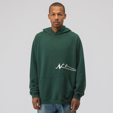 Reese Cooper Weathervane Hoodie in Forest - Notre