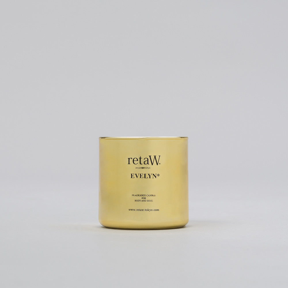 retaW Fragrance Candle in Evelyn - Notre