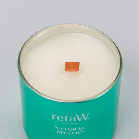 retaW Fragrance Candle in Natural Mystic - Notre