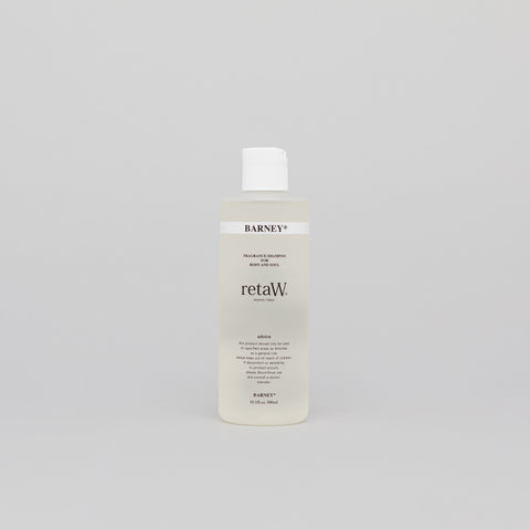retaW Fragrance Body Shampoo in Barney - Notre