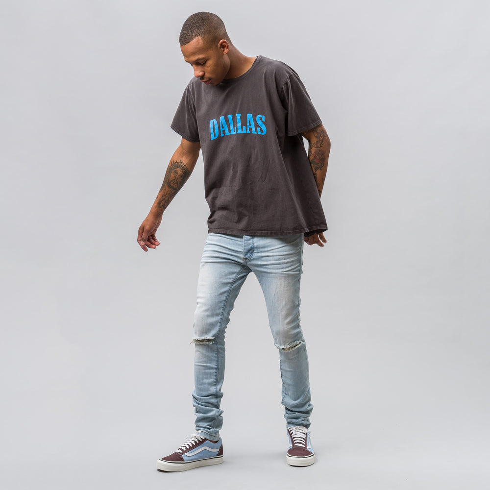 Rhude Dallas T-Shirt in Black - Notre