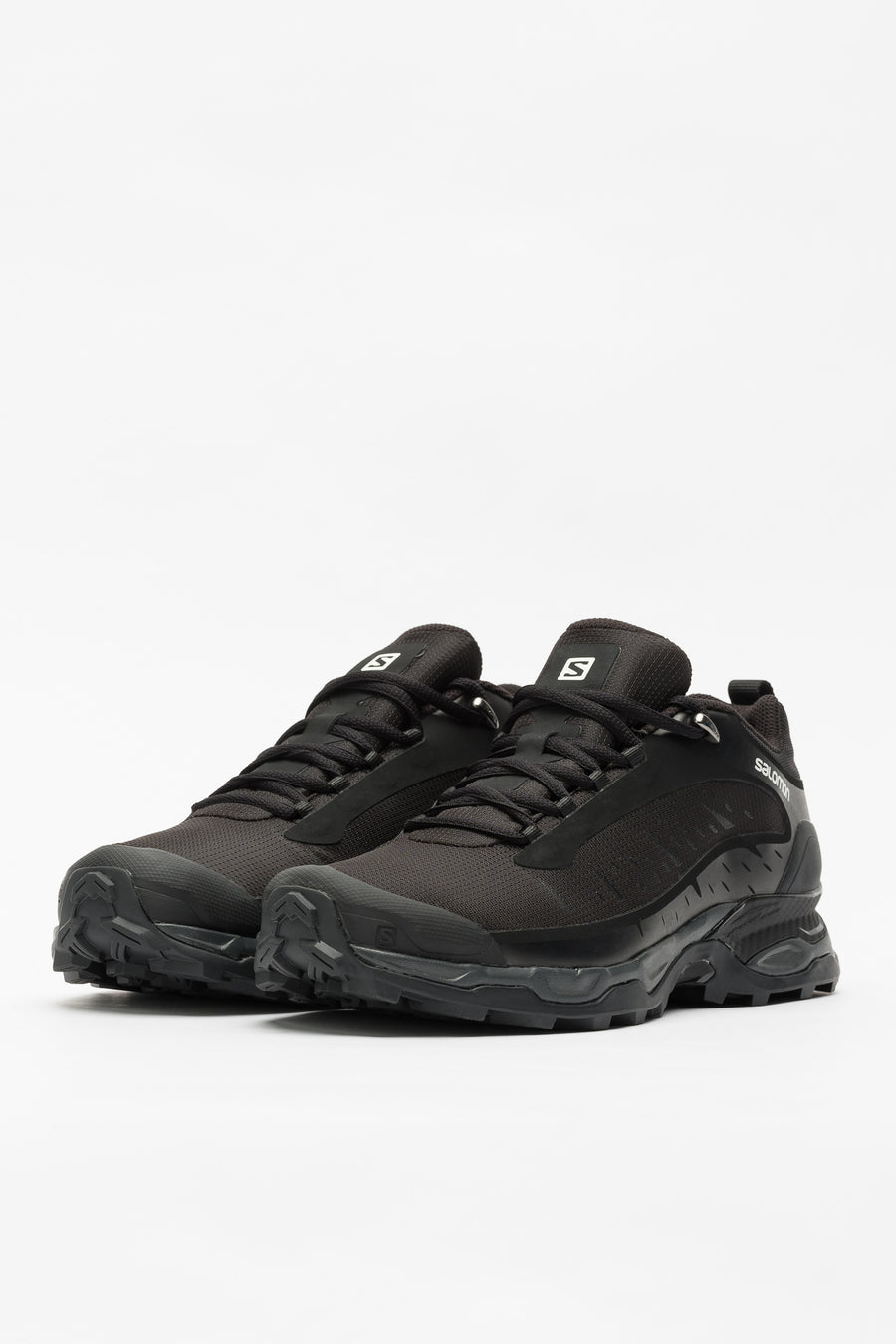 SALOMON S/LAB Shelter Low ADV in Black/Black/Phantom - Notre