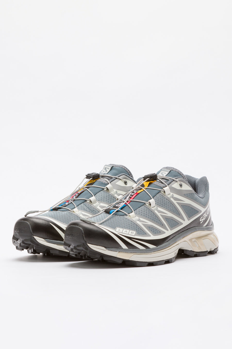 SALOMON S/LAB XT-6 Softground LT ADV in Monument/Phantom - Notre