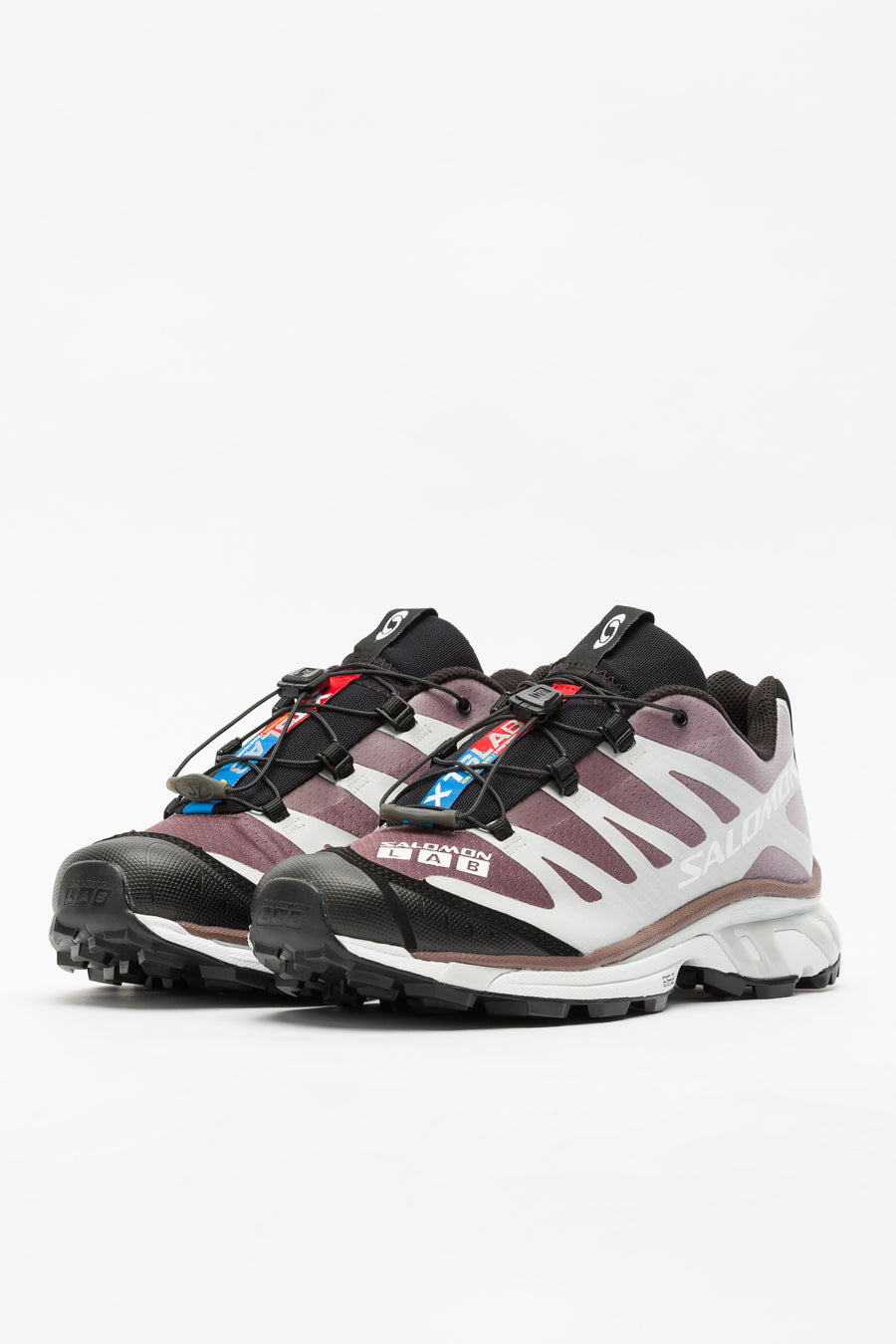 SALOMON S/LAB XT-4 ADV in Pearl Blue/Peppercorn - Notre