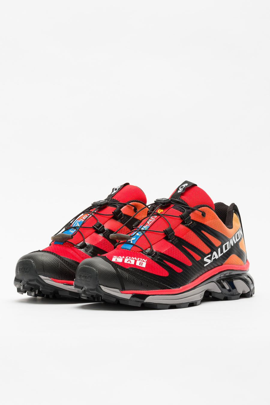 SALOMON S/LAB XT-4 ADV in Red/Yellow/Black - Notre