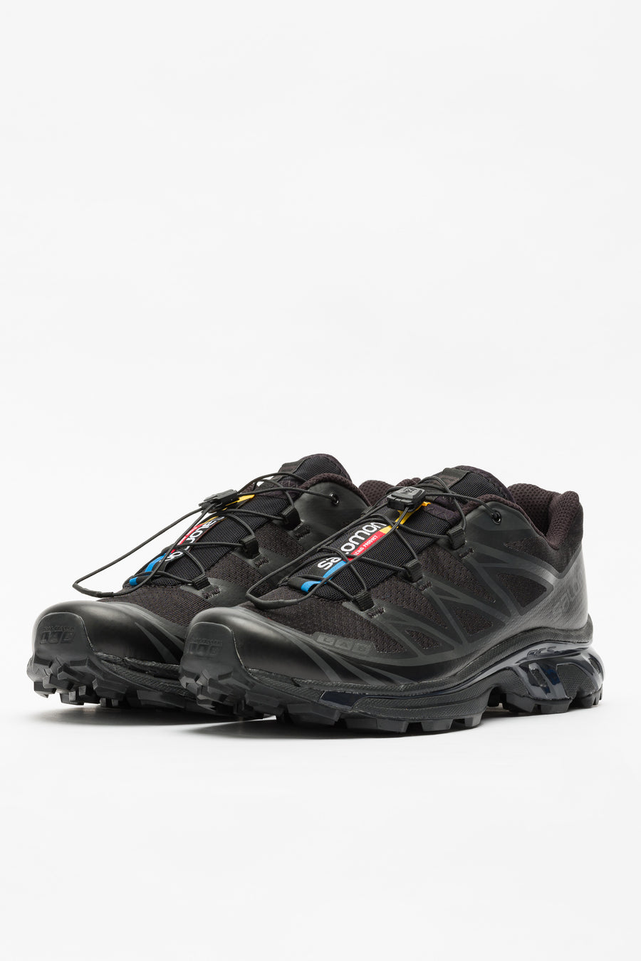 SALOMON S/LAB XT-6 Softground LT ADV in Black/Black - Notre