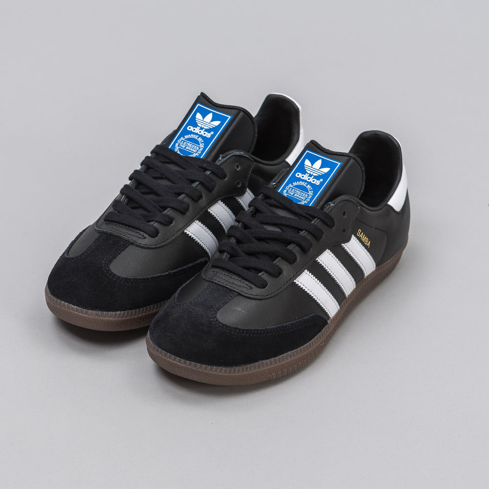 Adidas Samba OG in Core Black/White - Notre