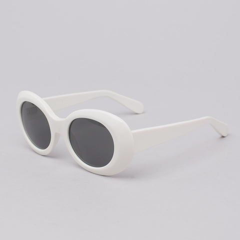 Acne Studios Mustang in Off White/Black - Notre