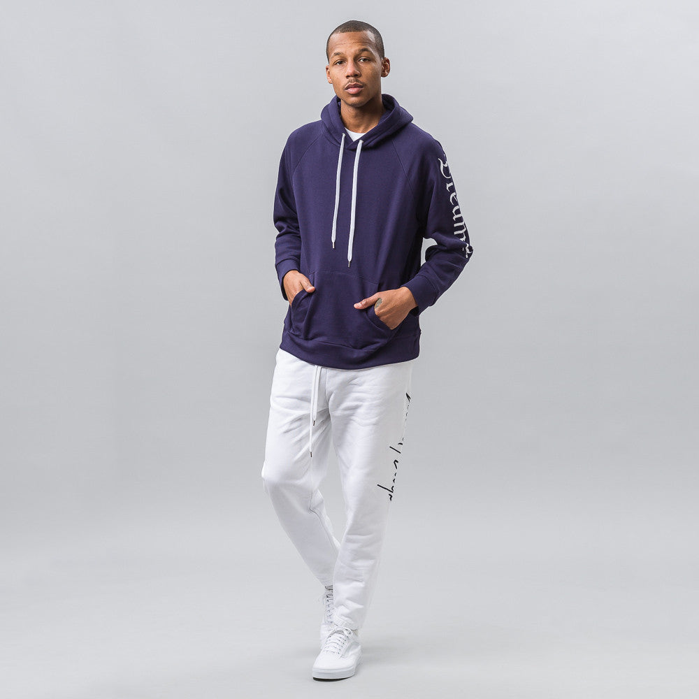 Second Layer Big Dreamer Hoodie in Navy Notre 1