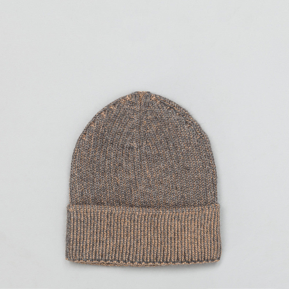 Stephan Schneider - Bay Cap in Grey/Gold - Notre - 1