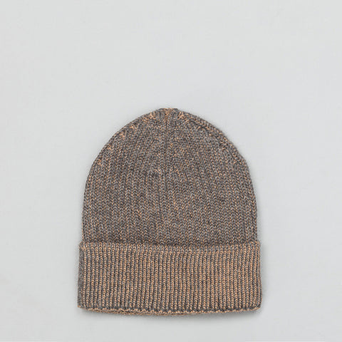 Stephan Schneider Bay Cap in Grey/Gold - Notre