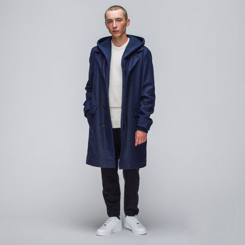 Stephan Schneider Chrono Coat in Royal Blue - Notre