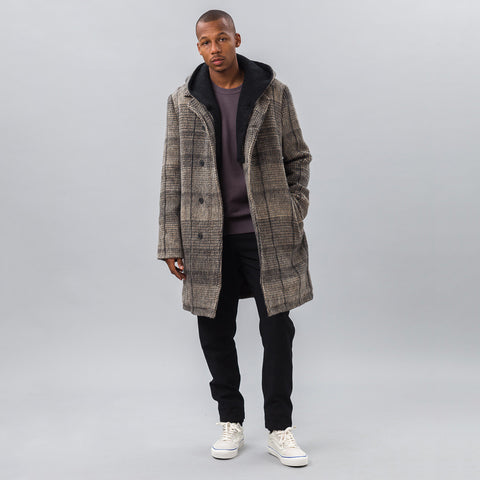 Stephan Schneider Conservation Coat in Check - Notre