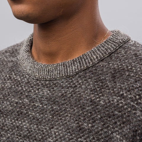 Stephan Schneider Day Jumper in Charcoal - Notre