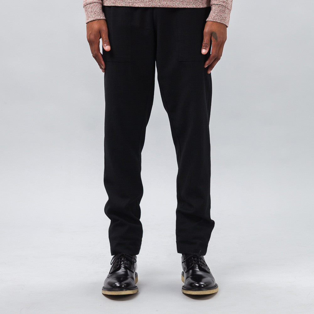 Stephan Schneider - Frame Trousers in Black - Notre - 1
