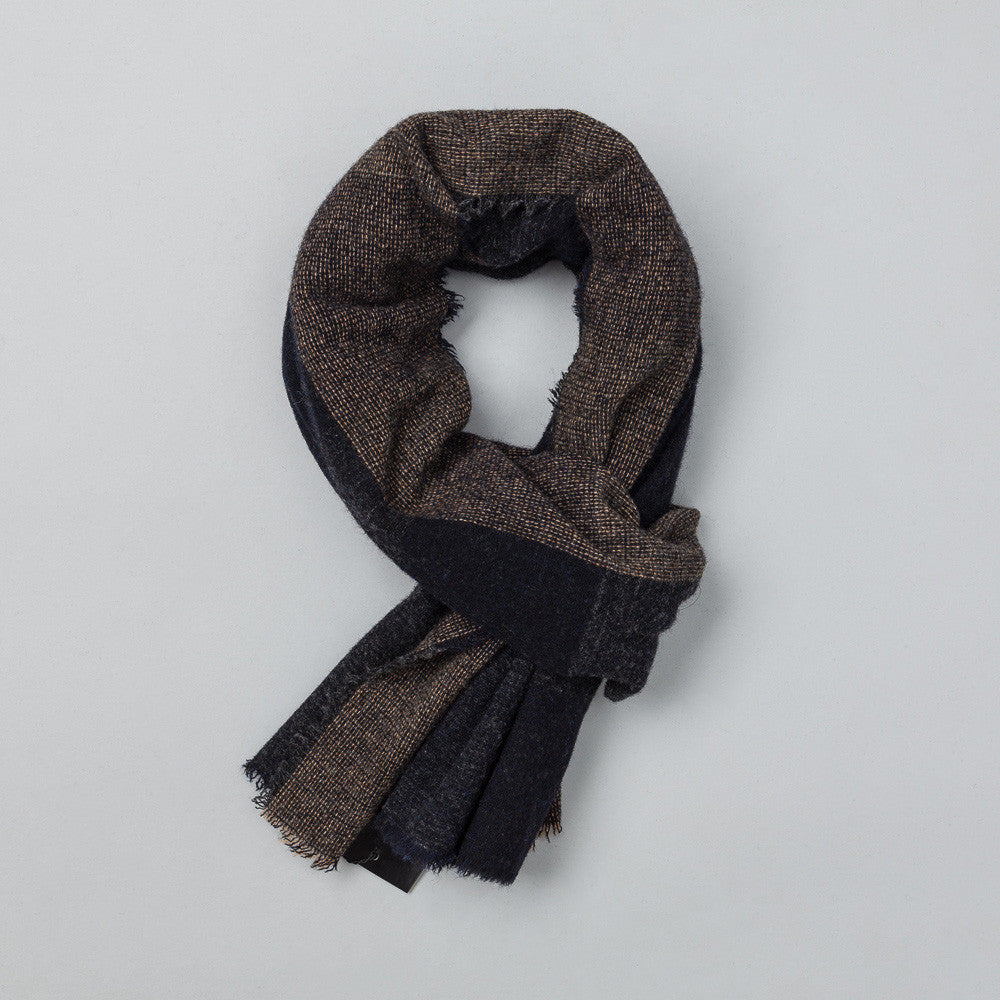Stephan Schneider Home Scarf in Dark