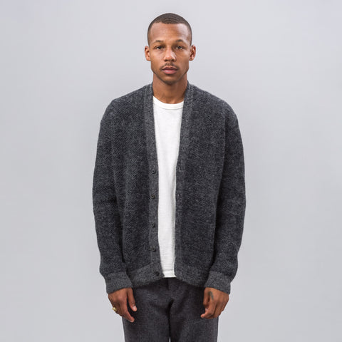 Stephan Schneider Night Cardigan in Charcoal - Notre