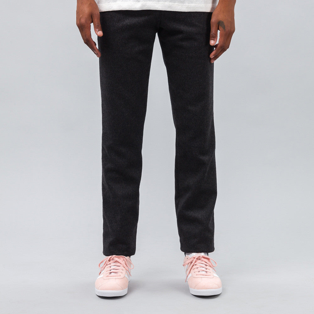 Palette Trousers in Charcoal