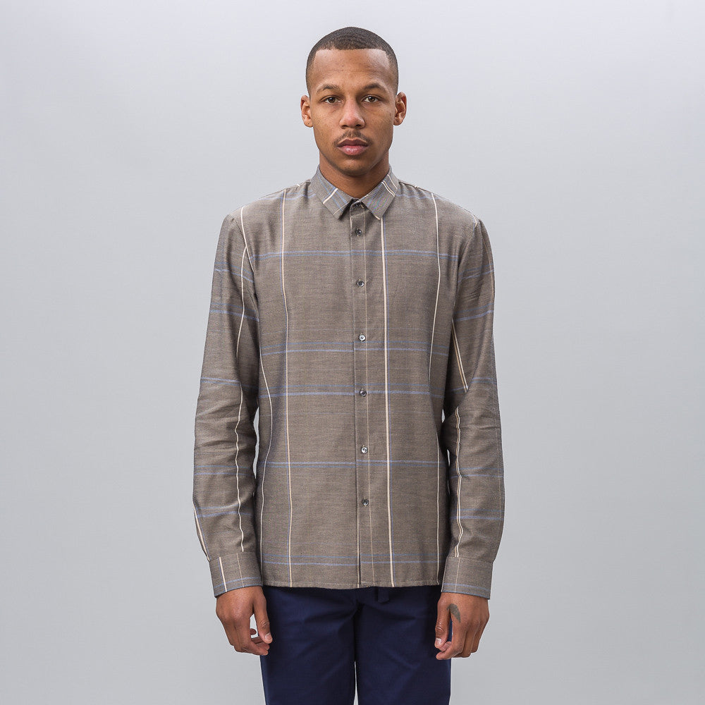 Stephan Schneider Streamer Shirt in Camel - Notre