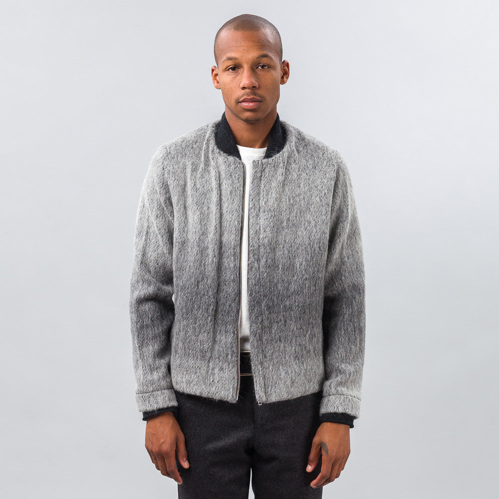 Stephan Schneider - Thinner Jacket in Grey - Notre - 1