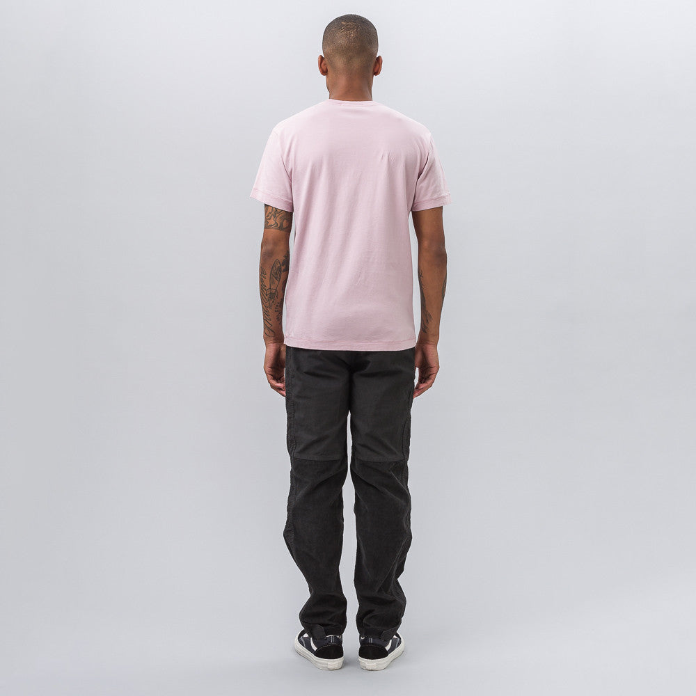 24141 Garment Dyed T-Shirt in Pink