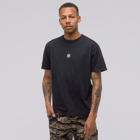 Stone Island 2NS93 T-Shirt in Black - Notre