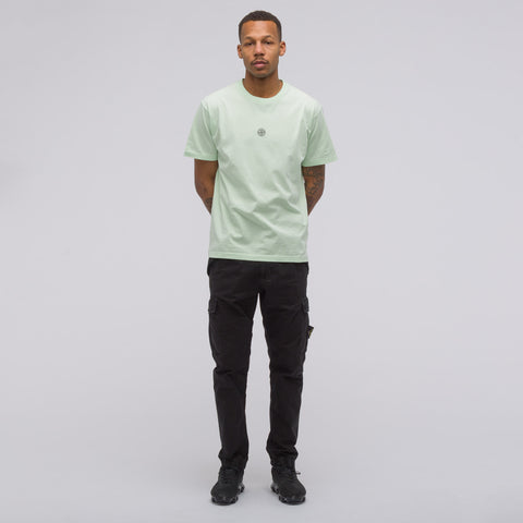 Stone Island 2NS93 T-Shirt in Light Green - Notre