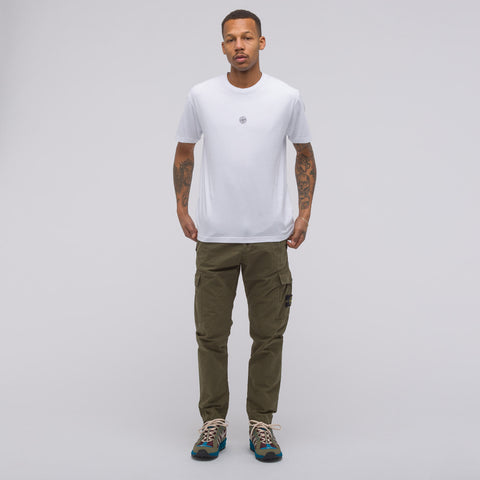 Stone Island 2NS93 T-Shirt in White - Notre