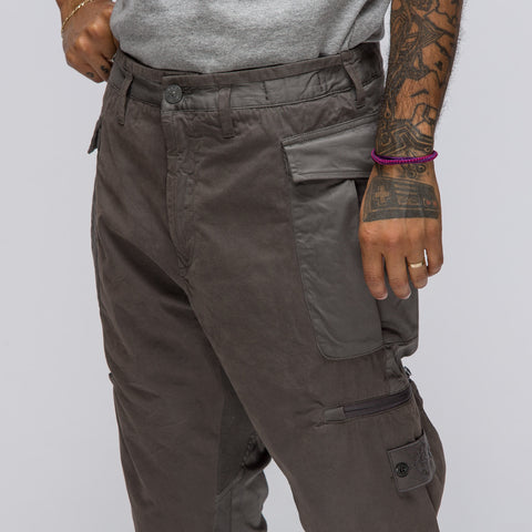 Stone Island 30909 Ghost Patch Cargo Pant in Grey - Notre