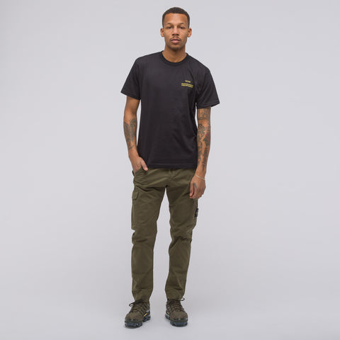 Stone Island 314WA TC+OLD Cargo Pant in Olive - Notre