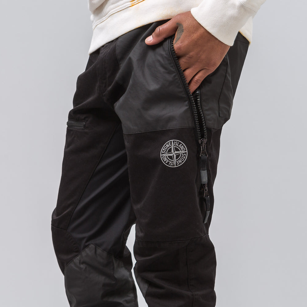 Stone Island 316S4 Pant in Black - Notre