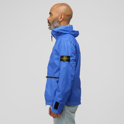 Stone Island 40123 Membrana 3L TC Jacket in Periwinkle - Notre