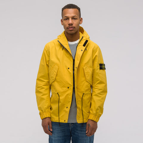 Stone Island 41322 Micro Reps Jacket in Yellow - Notre