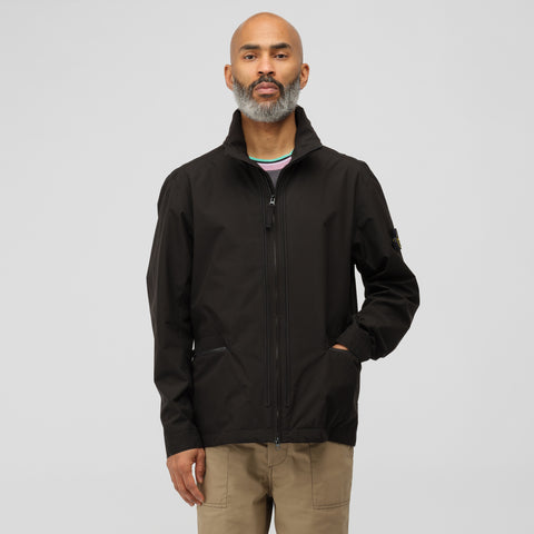 Stone Island 43020 Gore-Tex Jacket in Black - Notre