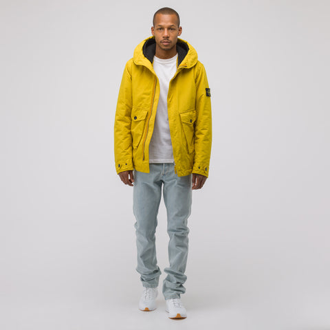 Stone Island 43249 David-TC Primaloft® Insulated Jacket in Yellow - Notre