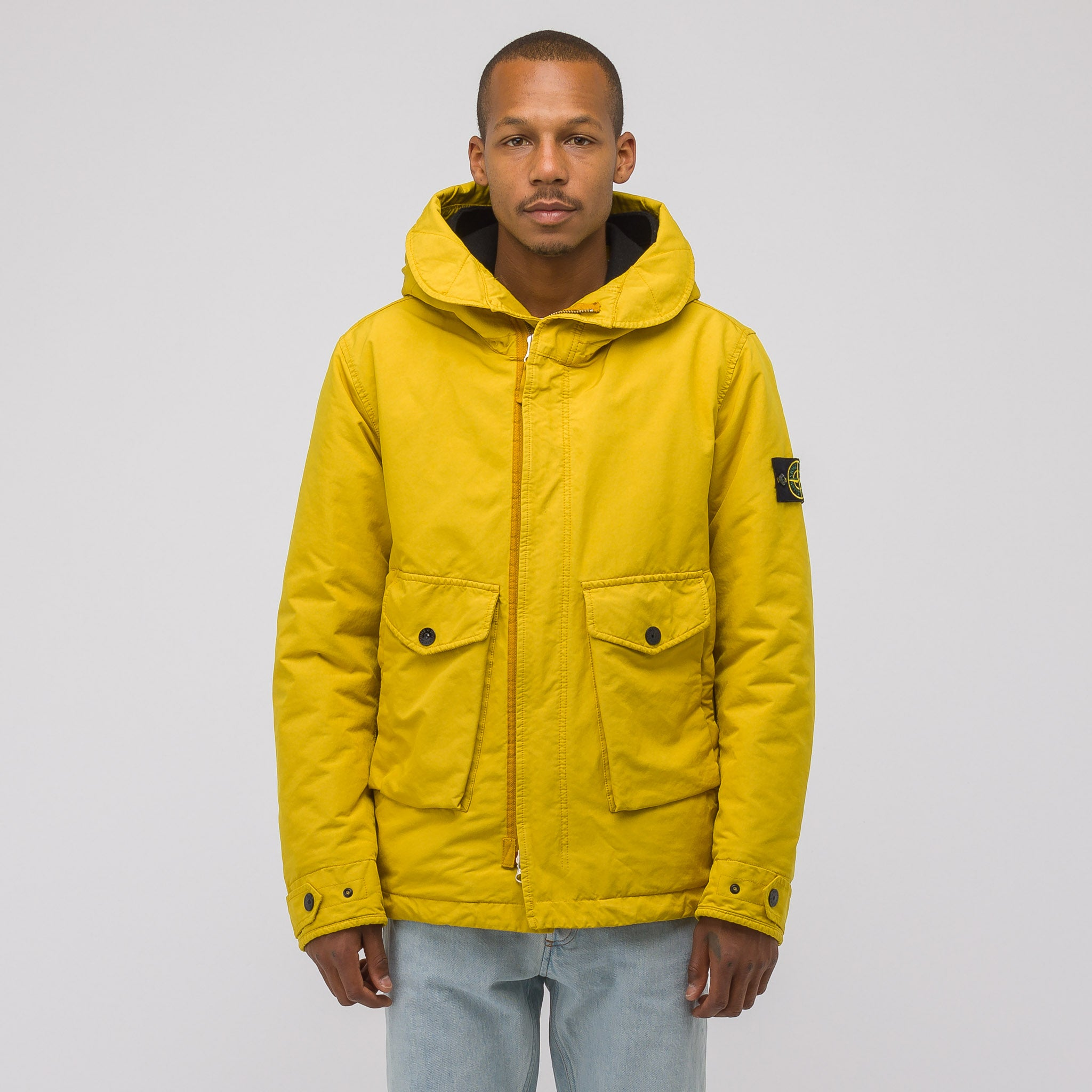 43249 David-TC Primaloft® Insulated Jacket in Yellow