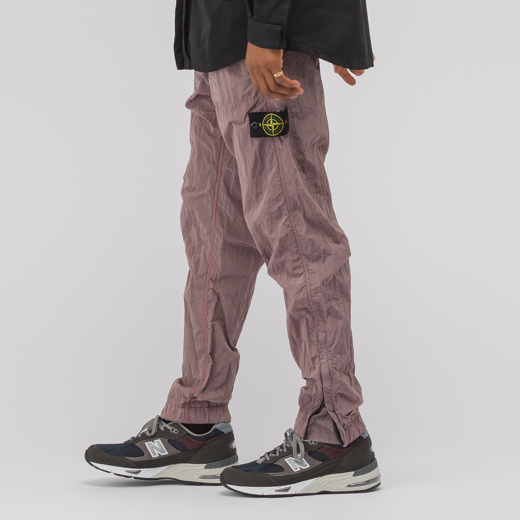 64212 Track Pant in Rose Quartz