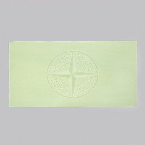 Stone Island 91277  Towel in Green - Notre
