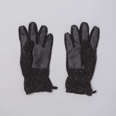 Stone Island 92069 Gloves in Black - Notre