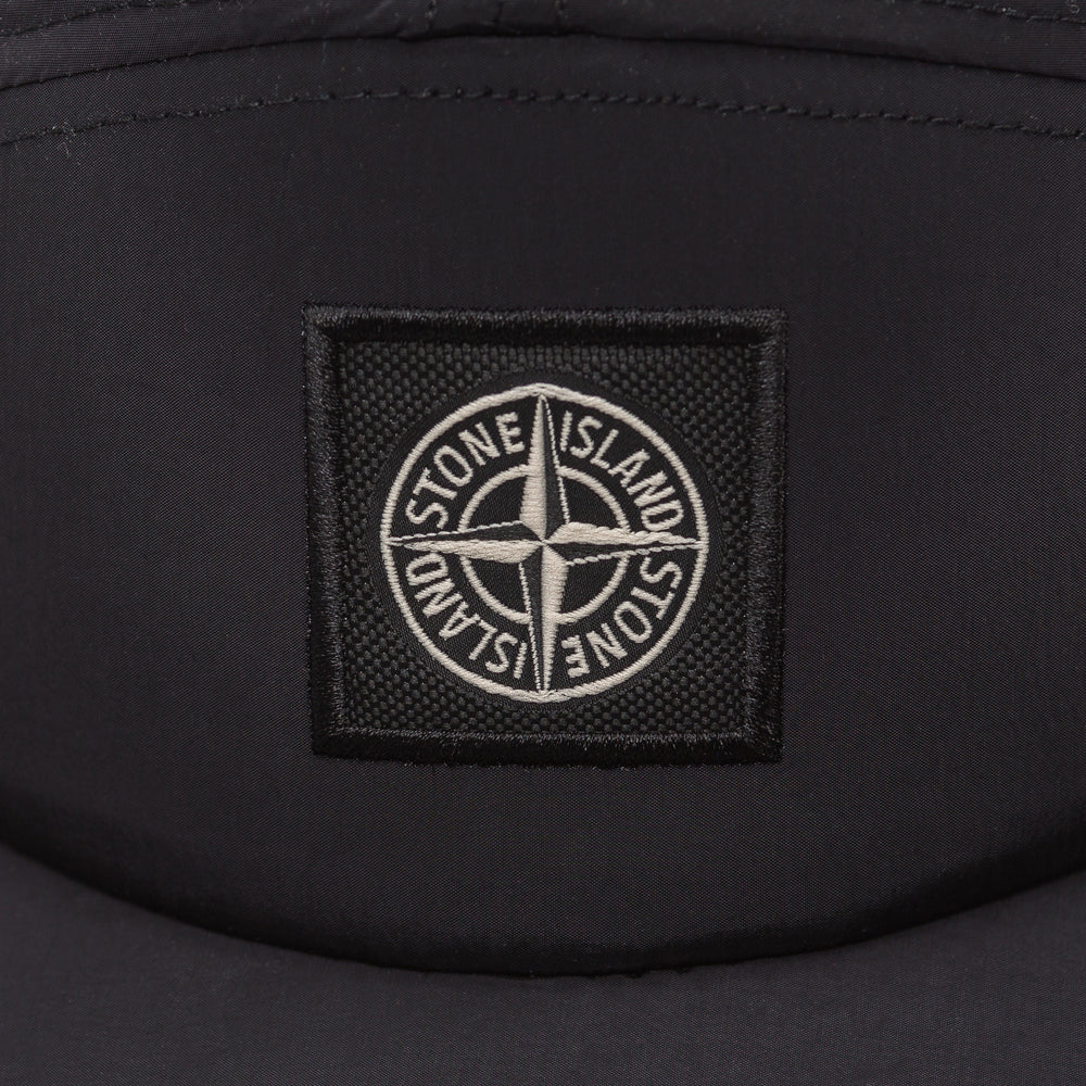 Stone Island 99069 Nylon Metal Cap in Black - Notre